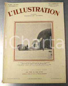 1930 L'ILLUSTRATION Fouilles françaises de Syrie - La tragique expédition Andrée