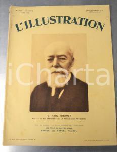 1931 L'ILLUSTRATION Paul DOUMER élu Président République - Exposition Coloniale
