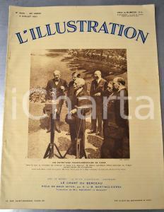 1931 L'ILLUSTRATION Ouverture Parlement de CHINE - En écoutant Jean-Louis FORAIN
