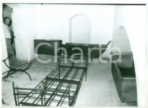 1982 FORTE BELVEDERE - Museo della Grande Guerra - Letti e vasche *Foto 18x13