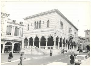 1979 UDINE Piazza della Libertà - LOGGIA DEL LIONELLO - FIAT 127 *Foto 18x13