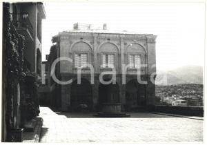 1978 PORTO ERCOLE Piazza Santa Barbara - Palazzo dei Governanti *Foto 18x13 cm