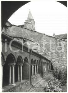 1981 STAFFARDA DI REVELLO Arco rampante dell'Abbazia di Santa Maria *Foto 13x18