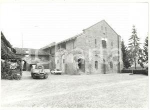 1981 STAFFARDA DI REVELLO Abbazia di Santa Maria - L'ospizio dei pellegrini