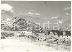 1979 CAMPOCATINO (FR) Veduta panoramica del rifugio Principe di Piemonte *Foto