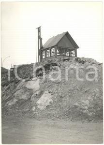 1974 CAMPOCATINO (FR) La chiesa alpina