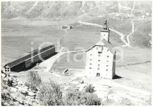 1980 SIMPLON / CANTONE VALLESE (CH) Veduta dell'Alter Spittel *Foto 18x13 cm