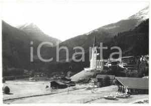 1979 HEILIGENBLUT Veduta panoramica con la chiesa di San Vincenzo *Foto
