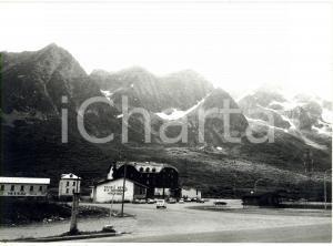 1977 PASSO DEL TONALE Veduta dell'Albergo Hotel Savoia *Fotografia 18x13 cm