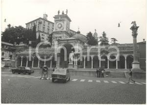1979 UDINE Fiat 128 in Piazza della Libertà - Porticato San Giovanni *Fotografia