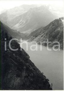 1976 VALGRISENCHE Veduta della Grand Sassière dal lago di Beauregard *Foto 13x18