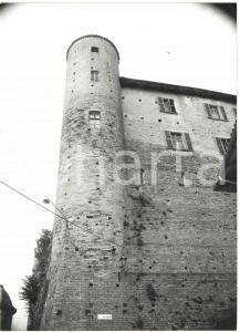 1981 CASTIGLIONE FALLETTO - Scorcio del castello da via Cavour *Foto 13x18 cm