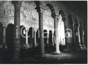 1981 BASILICA DI SAN PIERO A GRADO Scorcio delle navate *Foto18x13 cm