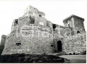 1977 ASSISI Rocca Maggiore - L'ingresso e la torre angolare *Fotografia 18x13 cm