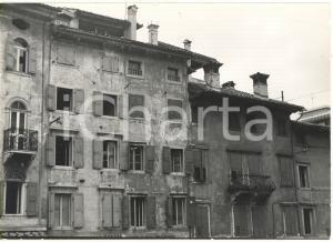 1979 UDINE Piazza Giacomo Matteotti - Scorcio delle abitazioni *Fotografia 18x13
