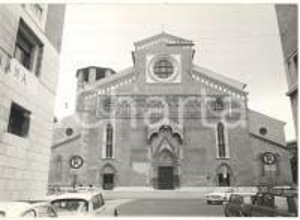 1979 UDINE Via Bonaldo Stringher - Duomo di Santa Maria Annunciata - FIAT 128