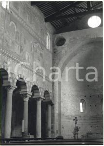 1981 BASILICA DI SAN PIERO A GRADO Scorcio dell'abside *Fotografia 13x18 cm