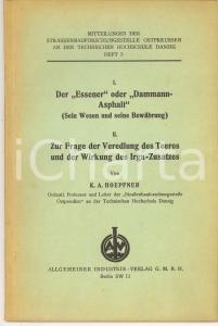 1932 Karl August HOEPFNER Der