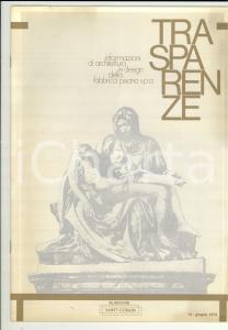1973 TRASPARENZE La