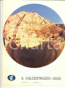 1974 IL CALCESTRUZZO OGGI La sopraelevata di Alba - Rivista vol. 7 n° 1