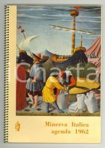 1962 MINERVA ITALICA Beato Angelico *Agenda illustrata