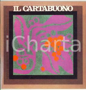 1970 IL CARTABUONO Incontro con Jean Paul Belmondo *Rivista  n° 19