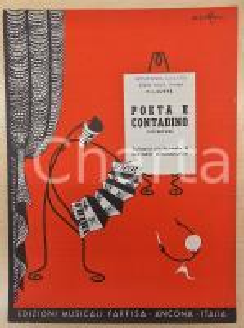 1961 Franz VON SUPPÈ Poeta e contadino - Trascrizione di Gervasio MARCOSIGNORI