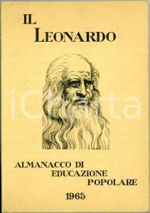1965 IL LEONARDO Almanacco di educazione popolare - Ente biblioteche scolastiche