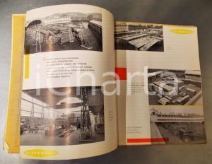 1962 MATHI Ditta GIACOMELLI Federico - Costruzioni in legno ^Catalogo ILLUSTRATO