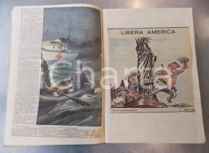 1941 WW2 Da un fronte all'altro - Rassegna stampa sugli eventi di guerra