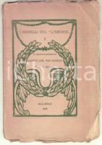 1918 Elizabeth BARRETT-BROWNING Sonetti dal portoghese - Gioielli del