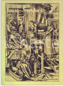 1963 IDEAL-STANDARD Duemila anni di bagni - Storia in 90 immagini - Rivista n° 4