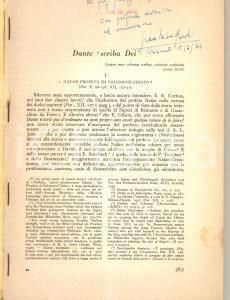 1963 Gian Roberto SAROLLI Dante