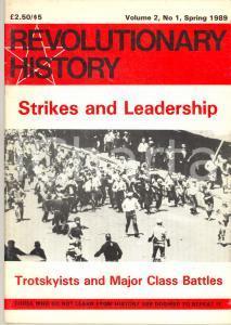 1989 REVOLUTIONARY HISTORY The Renault Strike of 1947 - n° 1