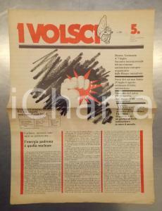 1978 ROMA I VOLSCI Settimana della lotta antinucleare - Mensile anno I n. 5