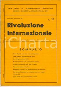 1977 RIVOLUZIONE INTERNAZIONALE Caso Kappler: antifascismo  all'opera - n° 10