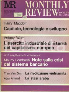 1976 MONTHLY REVIEW Rivoluzione vietnamita - Crisi del sistema bancario - n° 1