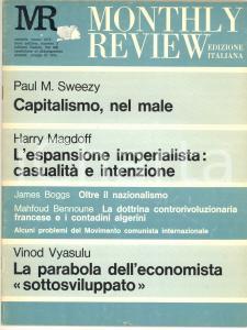 1974 MONTHLY REVIEW Dottrina controrivoluzionaria francese e contadini algerini