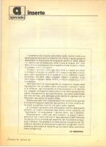 1983 A - RIVISTA ANARCHICA Prigionieri politici in Italia - Inserto speciale