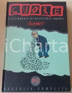 1991 CUORE COMPACT - Settimanale di Resistenza Umana *Raccolta completa 14/26