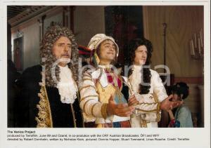 1999 THE VENICE PROJECT Dennis HOPPER Stuart TOWNSEND Linus ROACHE Foto 21x14 cm