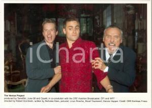 1999 THE VENICE PROJECT Linus ROACHE Stuart TOWNSEND Dennis HOPPER Foto 21x14 cm