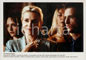 1999 THE VENICE PROJECT Victoria DUFFY Lauren BACALL Linus ROACHE *Foto 21x14 cm