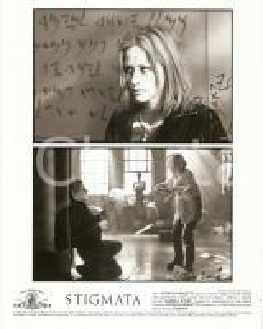 1999 STIGMATA Patricia ARQUETTE Gabriel BYRNE Movie by Rubert WAINWRIGHT *Foto
