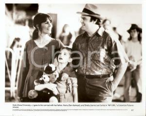 1991 MY GIRL Dan AYKROYD Jamie Lee CURTIS Anna CHLUMSKY at the carnival *Foto