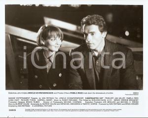 1990 KINDERGARTEN COP Pamela REED Arnold SCHWARZENEGGER *Photo 25x20 cm