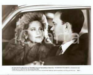 1990 BONFIRE OF THE VANITIES Melanie GRIFFITH Tom HANKS *Photo 25x20 cm