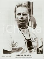 1990 MIAMI BLUES George ARMITAGE Portrait of the director *Photo 18x24 cm