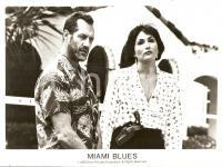 1990 MIAMI BLUES Fred WARD and Nora DUNN - Movie by George ARMITAGE *Photo 24x18