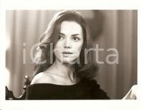 1989 SCANDAL - CASO PROFUMO Portrait of Joanne WHALLEY *Photo 25x20 cm